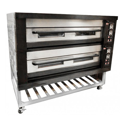 Amalfi Series Electric Two Deck Bakery Oven 2DBAK