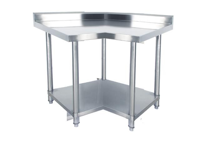 kss 900mm corner bench w shelf underneath andamp. Black Bedroom Furniture Sets. Home Design Ideas