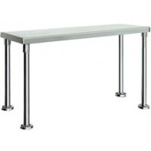 KSS 1500mm Double Tier Overbench Shelf