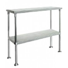 KSS 1800mm Double Tier Overbench Shelf