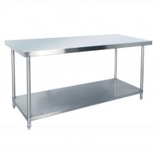 KSS 1800mm Bench w/ Shelf Underneath - 760 Depth