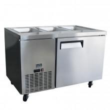 Mitchel Refrigeration Single Door Noodle Bar 270N-B