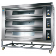 Amalfi Series Electric Three Deck Oven - 6 Trays 3D6T