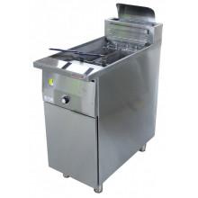Oxford GFC-400 Single Tank Freestanding Gas Deep Fryer