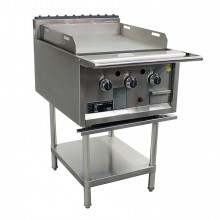 Oxford Series BBQ 3 Burner with Hotplate