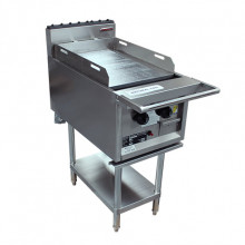 Oxford Series BBQ 2 Burner with Hotplate