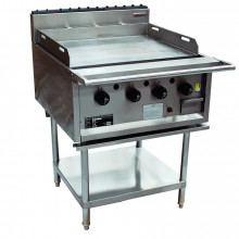 Oxford Series BBQ 4 Burner with Hotplate