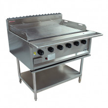 Oxford Series BBQ 6 Burner with Hotplate