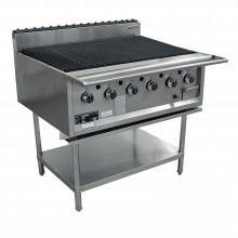 Oxford Series BBQ 6 Burner