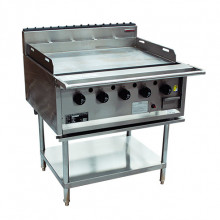 Oxford Series BBQ 5 Burner with Hotplate