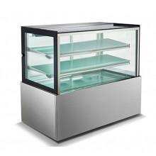Mitchel Refrigeration 1200mm Straight Glass Cold Display