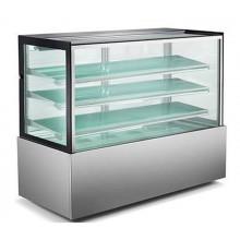 Mitchel Refrigeration 1800mm Straight Glass Cold Display - 4 Shelves
