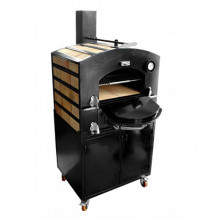 Amalfi Series Traditional Woodfired Oven - Small