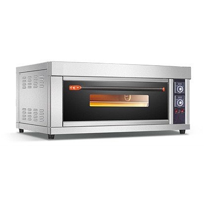 Amalfi Series Electric One Deck Oven 1D2T