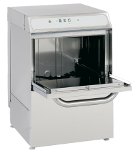 Glass washer w/ Electronic Control Panel