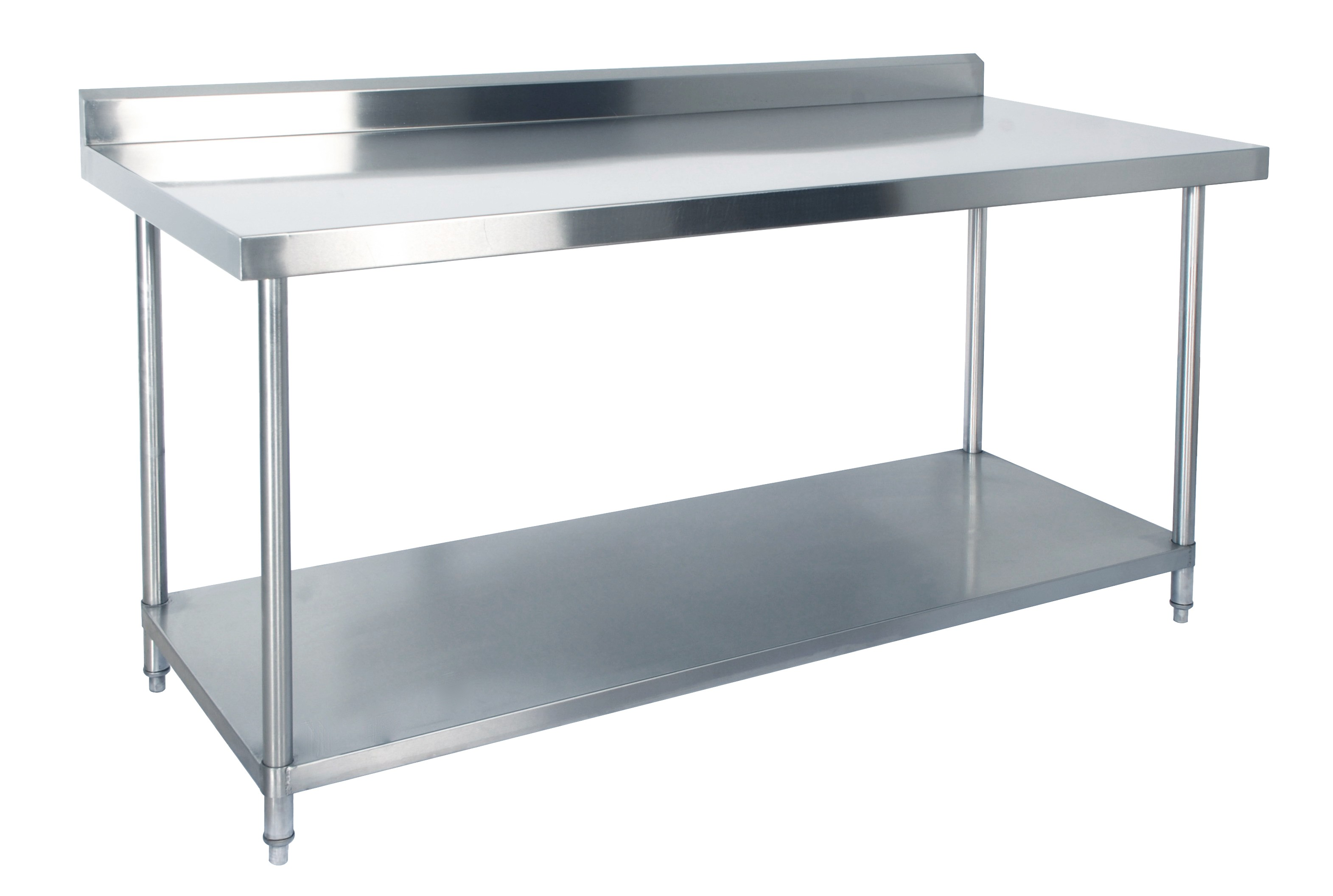 Stainless Steel Prep Table Shelf Commercial Stainless Steel Work Table Ebay 100 Cover For Big