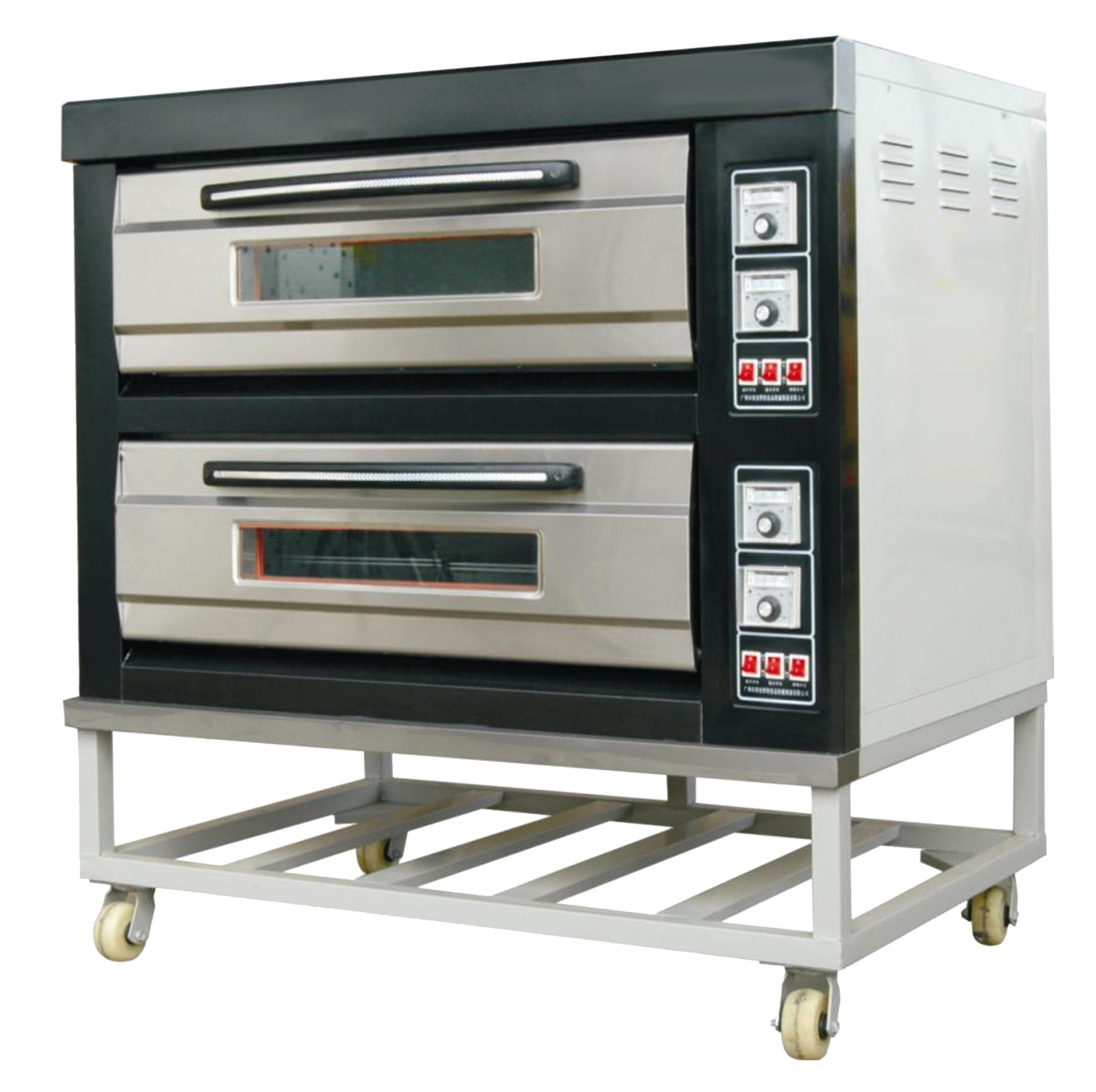 Food Warmer Under Oven ~ Amalfi series electric two deck oven concorde food equipment
